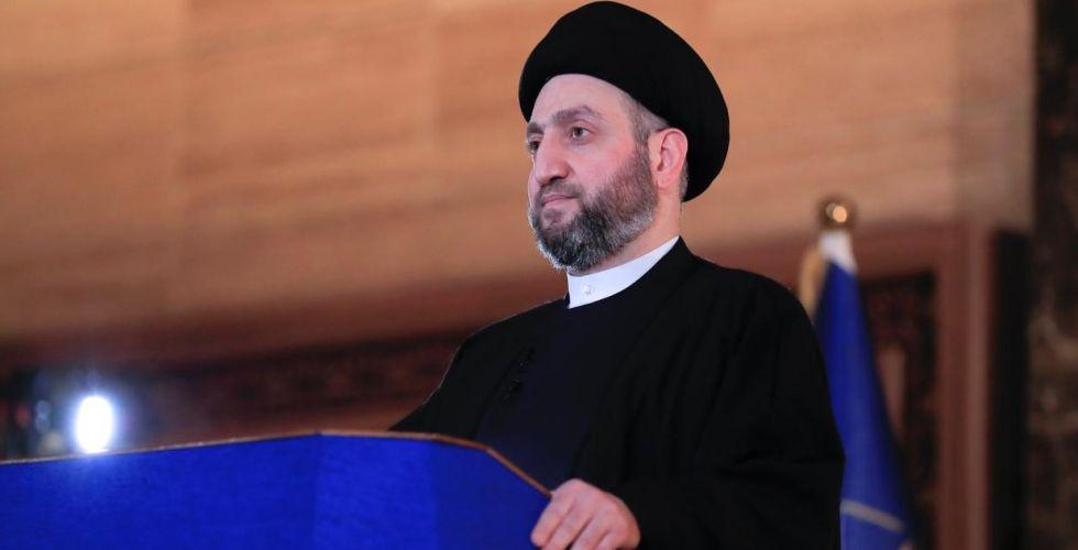 السيد عمار الحكيم يعرب عن ثقته بالوفد العراقي المفاوض في جولة الحوار الاستراتيجي