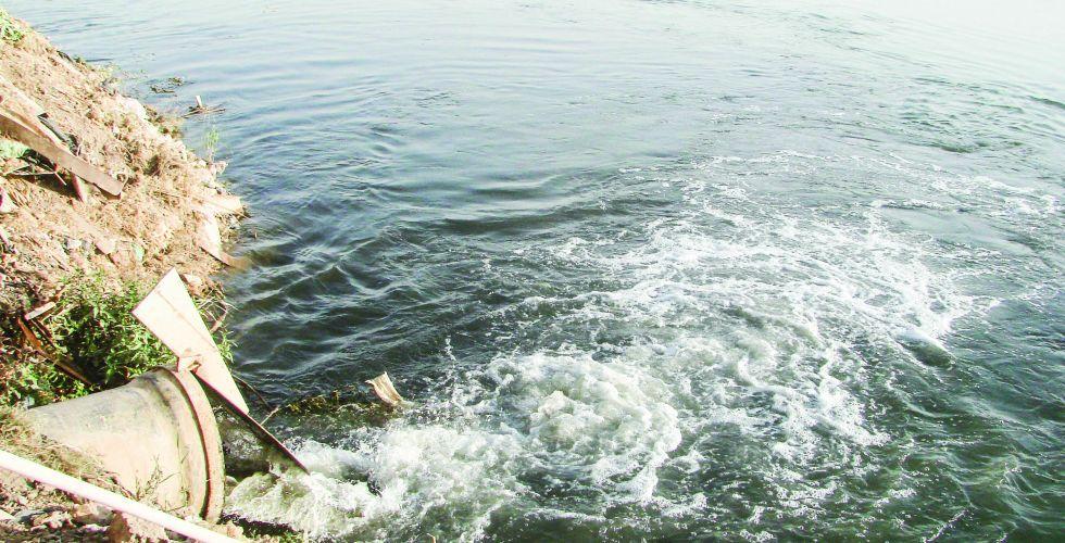مساع ٍجادةٌ لمعالجةِ تلوثِ المياه