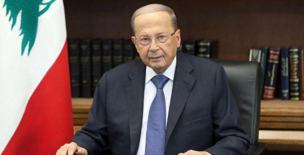 عون يدعو لتمديد عمل «اليونيفيل» في لبنان
