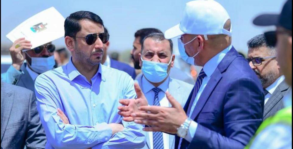 حميد الغزي: الحكومة عازمة على تنفيذ مشروع  تطوير مدينة الصدر