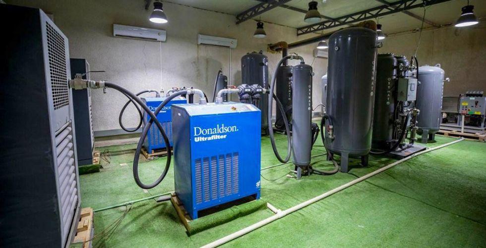 صحة الكرخ تطالب بإنشاء معامل جديدة لإنتاج الأوكسجين