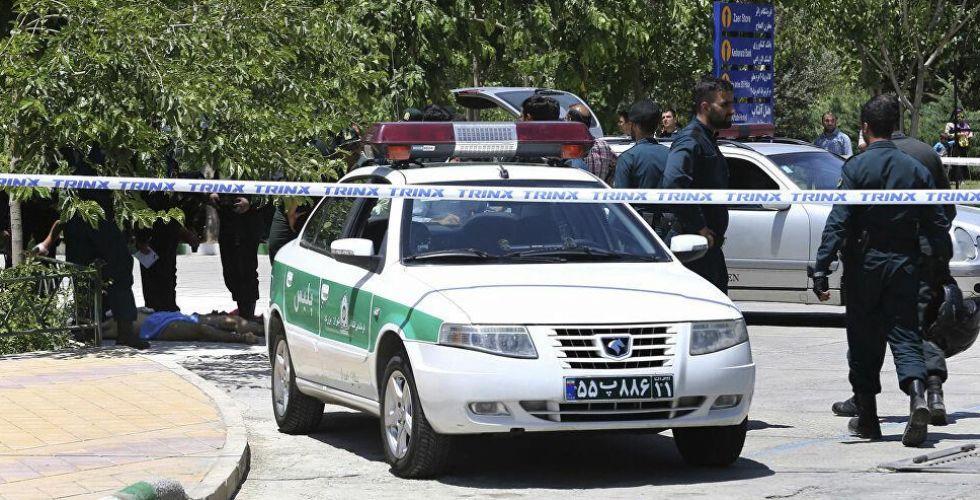إيران تعلن تفكيك خلية إرهابية تابعة للموساد الإسرائيلي