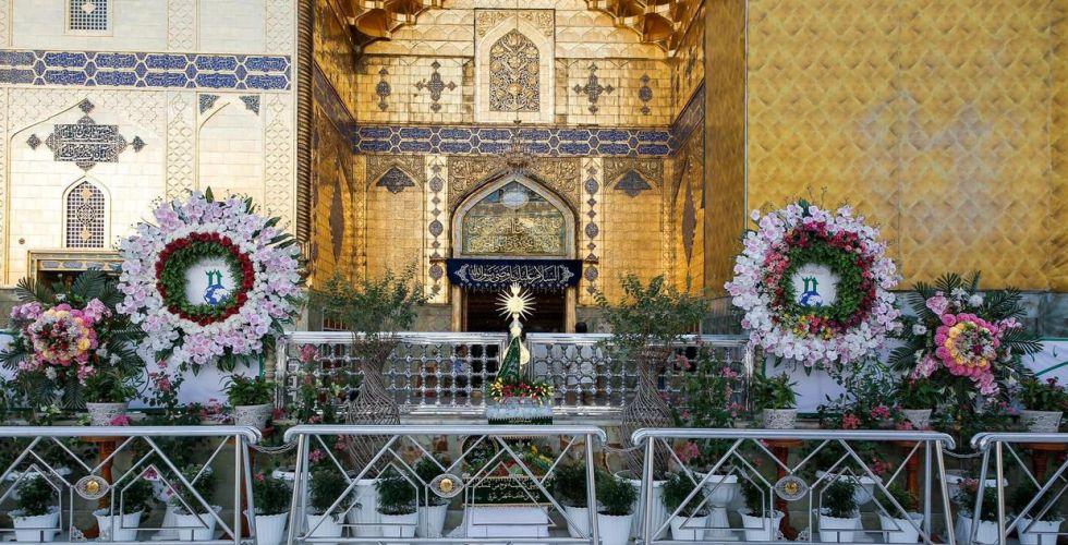 العتبة العلوية المقدسة تستعد للاحتفال  بعيد الغدير الأغر