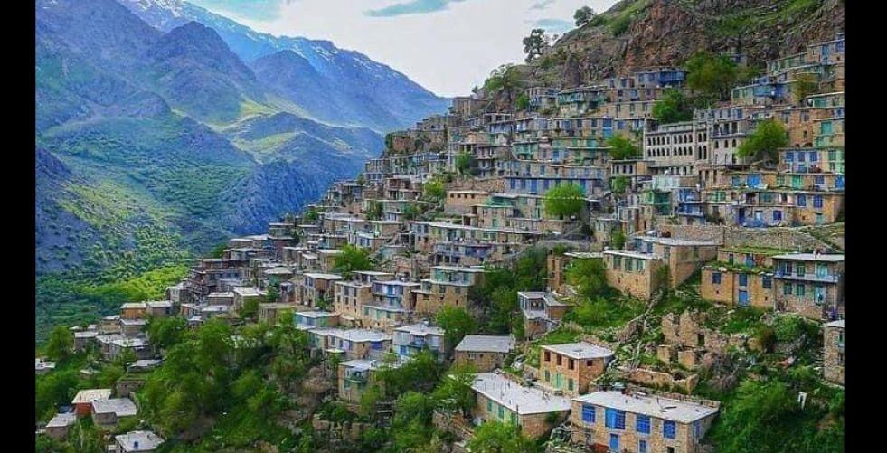محافظ السليمانية: هورامان سلسلة جبليَّة  تتميز بتاريخها القديم