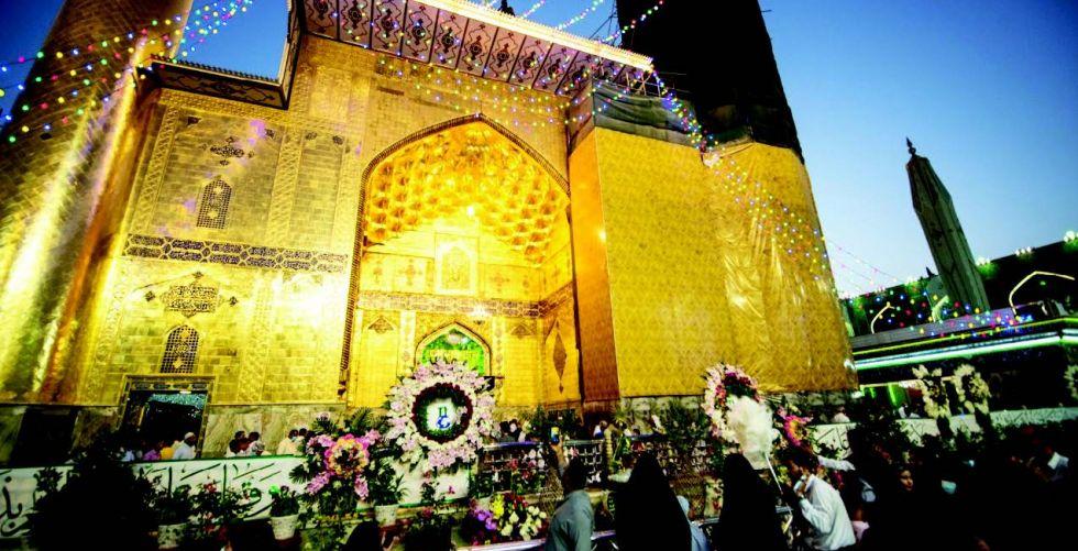 الملايين يحتفلون بعيد الغدير الأغر في النجف