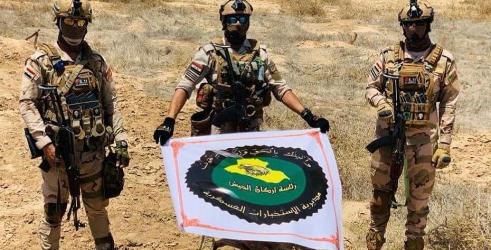 الاستخبارات  تنقضّ على الدواعش وتُطيح بـ77 إرهابياً خلال أسبوع