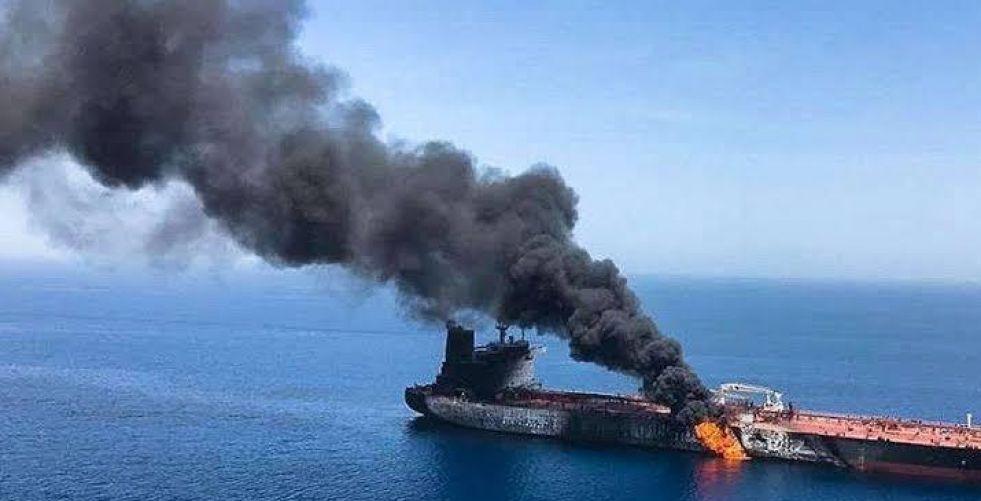 مسقط: الهجوم على السفينة الإسرائيلية خارج مياهنا الإقليمية
