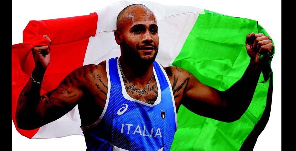 الإيطالي جاكوبس خليفة لبولت في 100 م