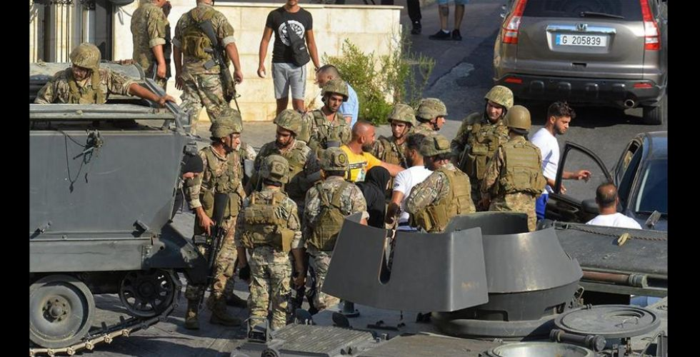 قتلى وجرحى باشتباكات جنوب بيروت
