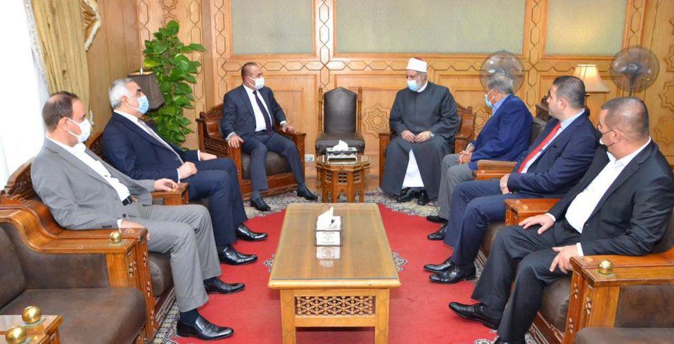 العراق يشارك في مؤتمر الإفتاء  العالمي في مصر