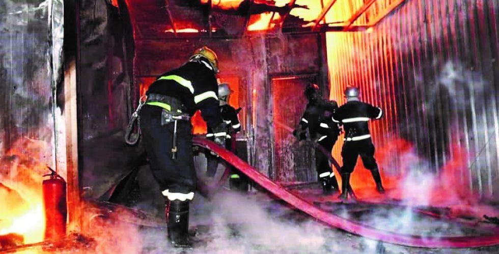 9 آلاف مشروع مخالف لشروط السلامة المهنية