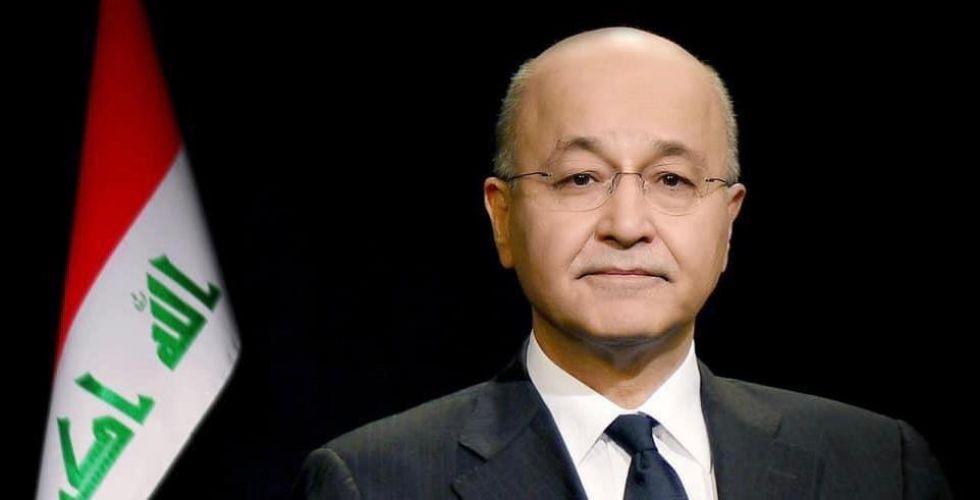 برهم صالح: واجبنا الكشف عن مصير 2700 أيزيدي مختطف