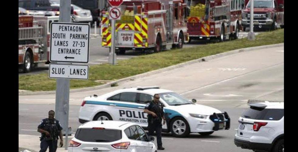 مصرع ضابط شرطة أميركي بإطلاق نار قرب البنتاغون
