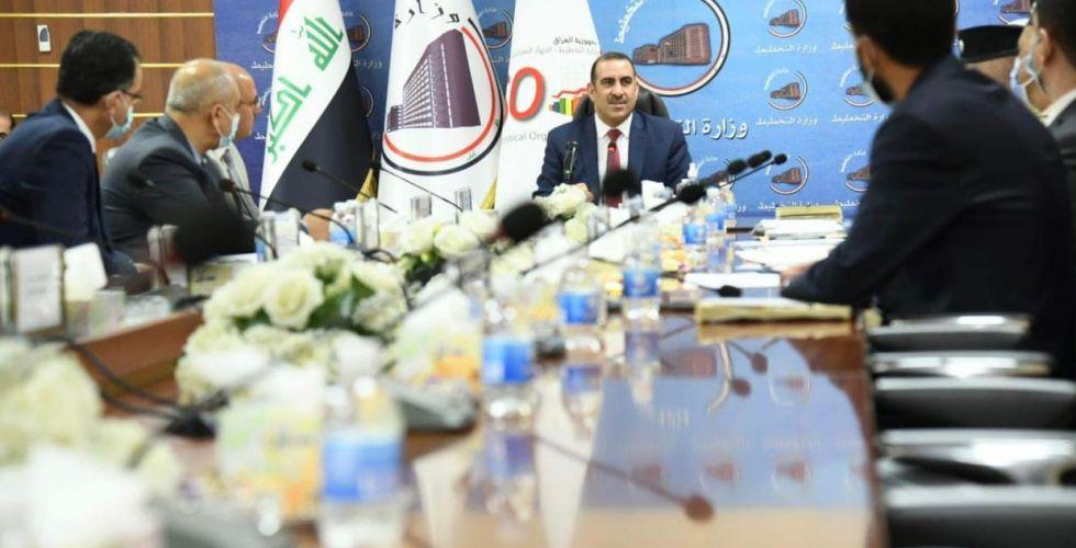 وزير التخطيط: الرقم الوظيفي سيُربط بالبطاقة الوطنيَّة الموحَّدة