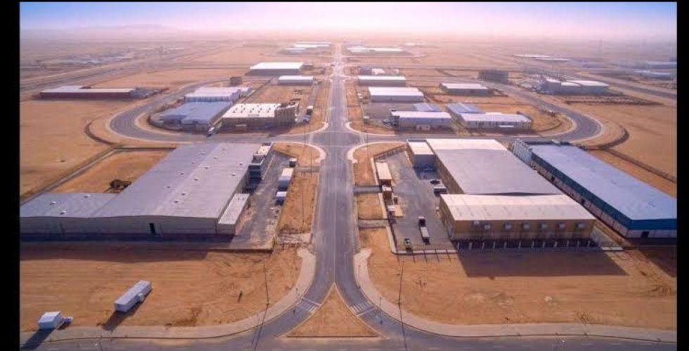 الصناعة تُنجز 98% من المدينة الصناعيَّة في ذي قار