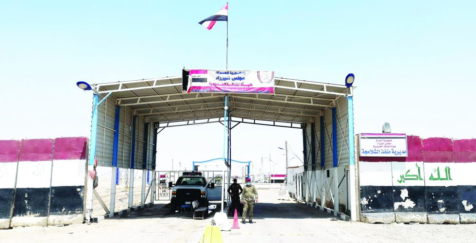 Border crossings: strict measures to prevent entry of smuggled products