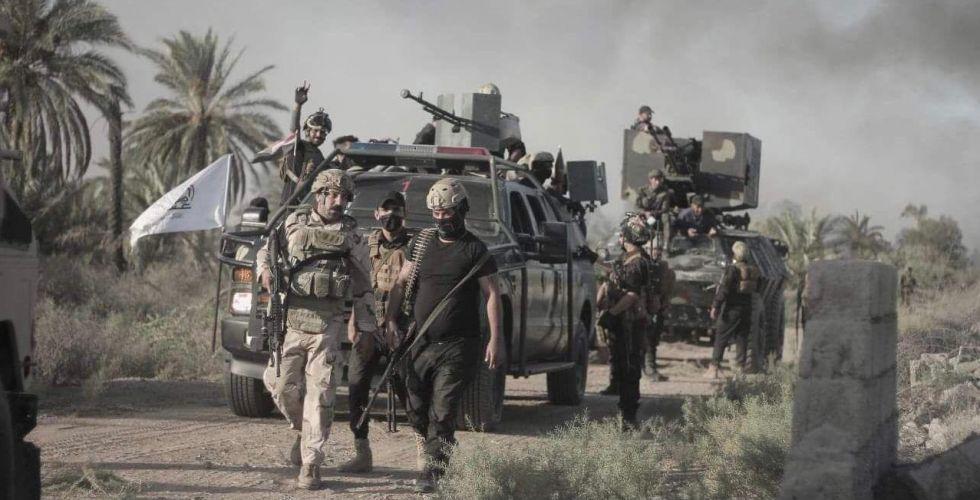 عملية {عاشوراء الكرامة} في ديالى تقطع  خطوط إمدادات داعش
