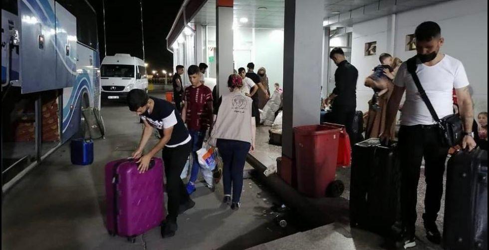 مساعٍ لإعادة من رُفضت طلبات لجوئهم إلى أوروبا