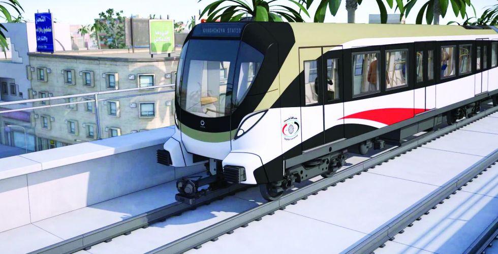 القرضُ الميَّسر كفيلٌ باطلاق قطار بغداد المعلَّق