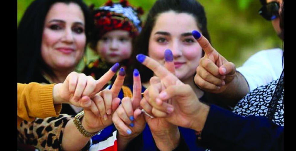 هل تشهد المنافسة الانتخابية غياب المنغصات التي شهدناها سابقاً؟ المرأة العراقية والسباق الانتخابي