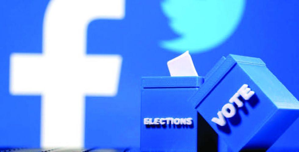 مواقع التواصل الاجتماعي.. منصة المرشح والناخب معاً