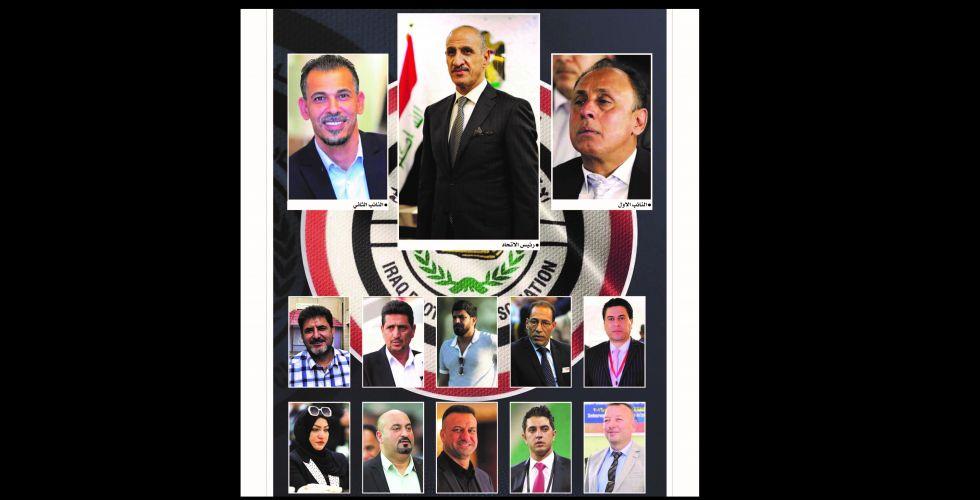 عدنان درجال رئيسا لاتحاد الكرة في السنوات الأربع المقبلة