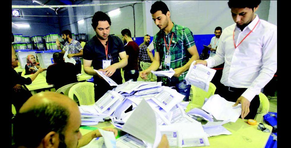 دعايات انتخابية تحرِّك سوق العمل في ذي قار