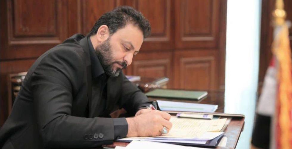 رئاسة البرلمان توجّه بصرف رواتب  موظفي حقوق الإنسان