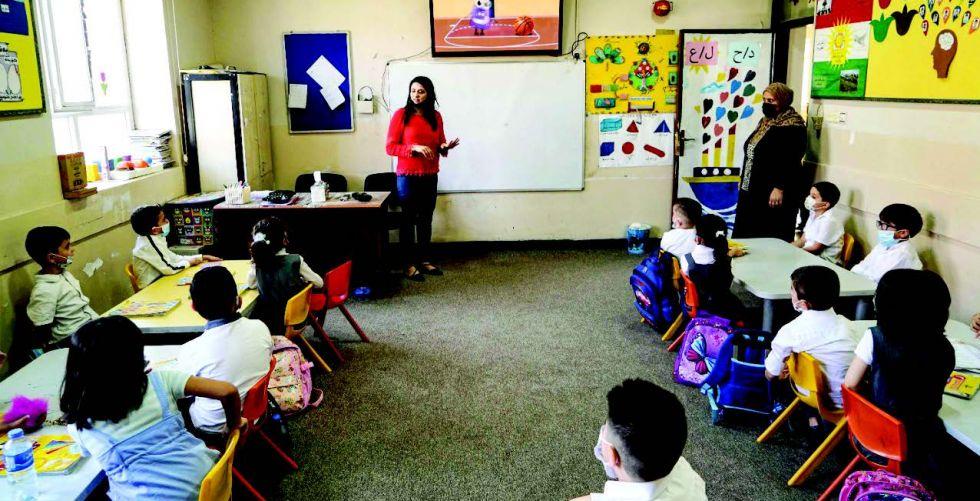 بدء العام الدراسي في كردستان