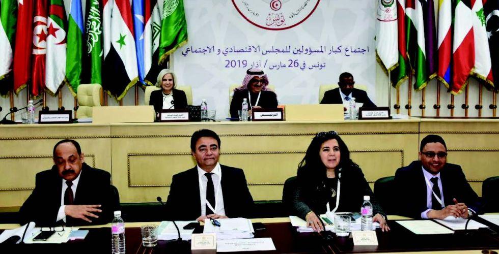 تواصل الاجتماعات التحضيرية للقمة العربية في تونس