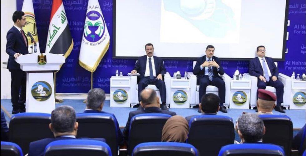 العراق يُفعِّل مذكرة تفاهمه مع تركيا للحصول على حصة مياه كاملة