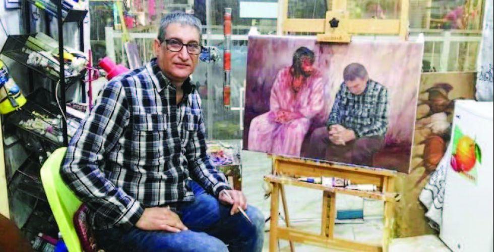 محمد كريم: التشكيلي العراقي يحتاج إلى تسويق أعماله