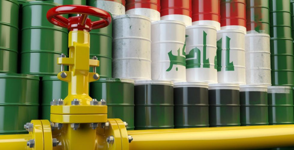 *النفط: ارتفاع مجموع الصادرات والايرادات خلال اذار الماضي *