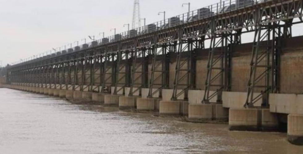 ادارة سدة سامراء: تصريف المياه والاطلاقات المائية مسيطر عليها
