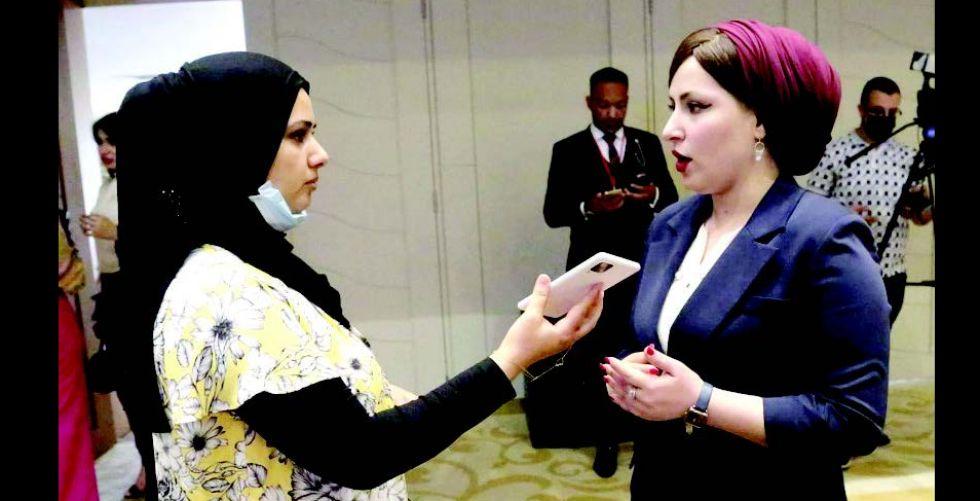 مشروع تعزيز مشاركة المرأة.. القيادة وعملية صنع القرار