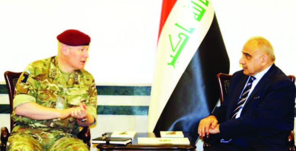Prime Minister stresses Iraq's openness to its Arab and regional environment Alsabaah-9574