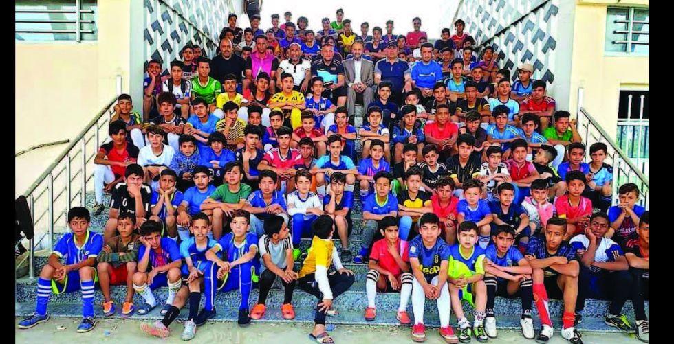 سلام حسين: كرة القدم تحتاج إلى ميزانيات ضخمة