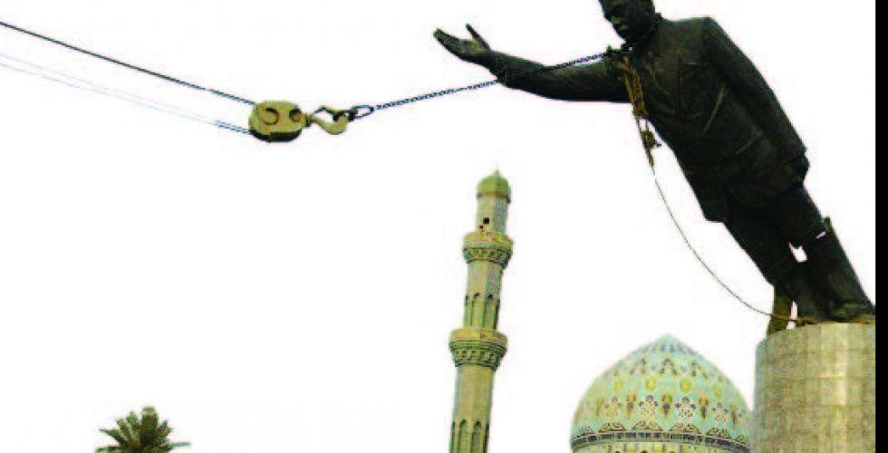 9 April .. Iraq breathes freedom