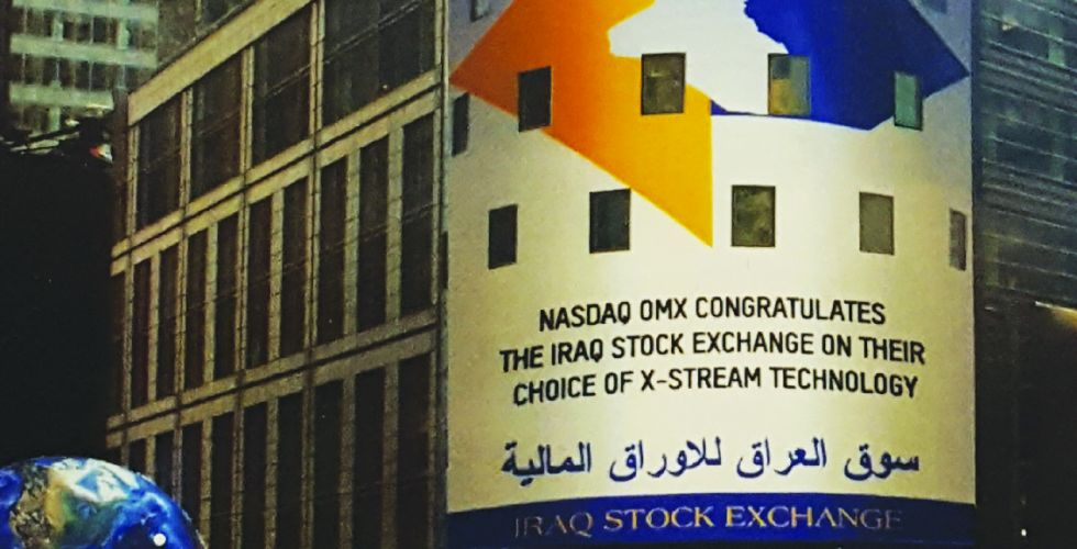 The Iraqi Stock Exchange uses internationally approved systems Alsabaah-9965