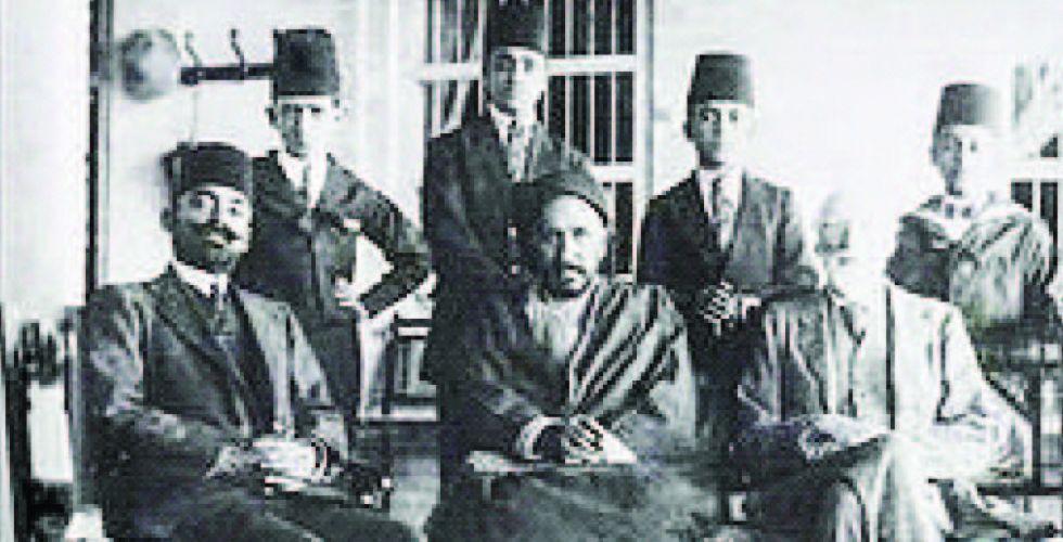 سيد طالب باشا نقيب البصرة وأسرته.. الرؤية البريطانية