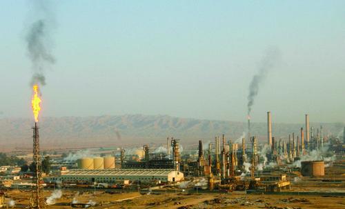 النفط: تأهيل مصفى بيجي بطاقة تشغيلية تصل إلى 50 بالمئة