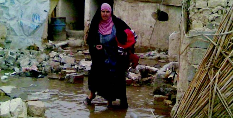 Planning: 3 million 300,000 people living in slums Alsabbaq-2190