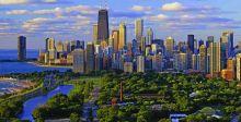شيكاغو تجذب 57.7 مليون سائح في 2018