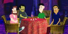«صابون ركي» أول مسلسل كارتوني  في الانبار