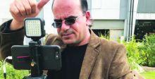 زيد المصطاف:  أنا رائد صحافة الموبايل