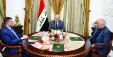 صالح يشدد على ضرورة العمل الجاد لإعمار الموصل