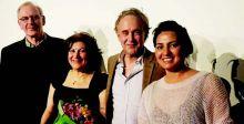 « تبولة وباي».. فيلم انكليزي جديد لأحلام عرب