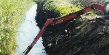 الموارد: تحضيرات لتطهير القنوات  والمبازل المائية في كركوك