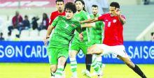 إعلان التشكيلة النهائية لودية تونس