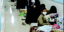 مرض الكوليرا يزيد مستوى القلق الصحي في اليمن